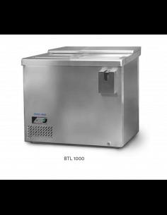 Botellero refrigerado ancho 100 cm 2 puertas 250 litros Cool Head BTL1000