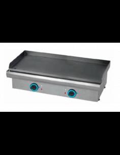 Plancha de cocina eléctrica profesional sobremesa INFRICO PE60NS