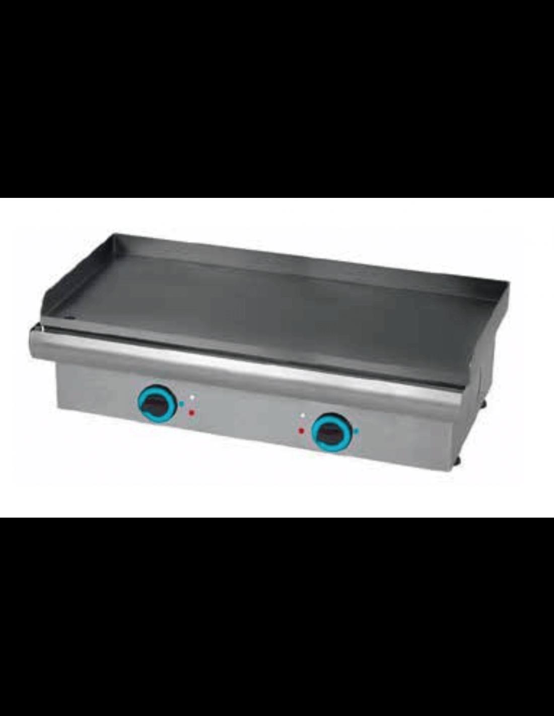 Plancha de cocina el ctrica profesional sobremesa pe60ns - Plancha electrica cocina ...