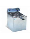 Freidora eléctrica sobremesa INFRICO 6L FR6L