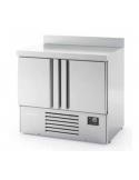 Bajomostrador compacto refrigerado ancho 98 cm INFRICO ME1000II