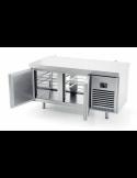 Bajomostrador frigorífico central 2 puertas a dos caras pastelería 60x40 fondo 800 INFRICO MR1620PDC