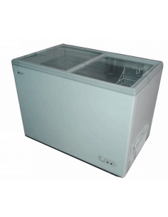 Congelador horizontal tapa...