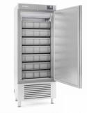Armario refrigerado para pescado 1 puerta 500 litros 600x400 Infrico AP850TF