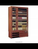 Vinoteca refrigerada 168 botellas TECFRIGO Grotta 600