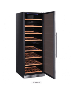 Vinoteca refrigerada 41 botellas vino 2 temperaturas COOL HEAD CW410DT