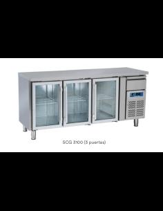 Bajomostrador refrigerado...