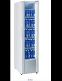 Expositor botellero refrigerado 1 puerta cristal 300 litros alto 184 cm Cool Head RC300