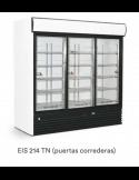 Expositor refrigerado 1375 litros 3 puerta cristal corredera IARP Eis 214 TN