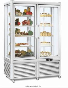 Expositor refrigeración y...