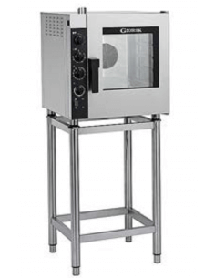 Horno eléctrico vapor directo 5 bandejas GN2/3 Giorik Easy Air ECE5232