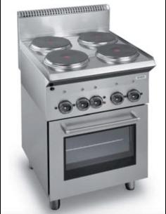 Cocina eléctrica con horno...
