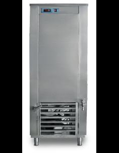 Enfriador de agua industrial 200 litros EUROFRED E200AC