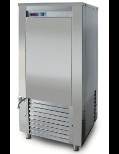 Enfriador de agua industrial 300 litros EUROFRED E300AC