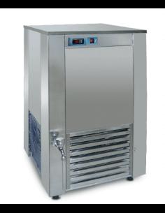 Enfriador de agua industrial 100 litros EUROFRED E100AC
