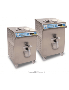 Máquina productora cremas pasteleras TECHNOGEL Mixcrema 30