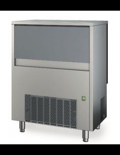 Máquina de cubitos de hielo grande capacidad 65 kg Eurofred CG130