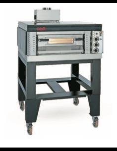 Horno de pizza a gas modular 1 cámara 9 pizzas OEM SG99/1