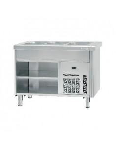 Self-service refrigerado...