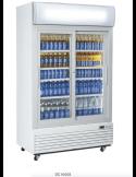 Expositor refrigerado 2 puertas cristal corredera 800 litros Cool Head DC800S