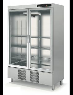 Expositor refrigerado 2 puertas cristal 1200 litros CORECO S-Line CSR1302S