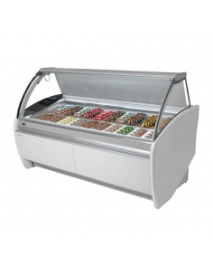 Vitrina expositora helados Infrico Aries VAR