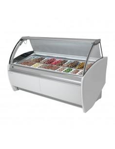 Vitrina helados Infrico...