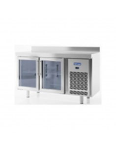 Bajomostrador refrigerado fondo 70 puerta cristal ancho 150 cm INFRICO Infricool IM702PCR