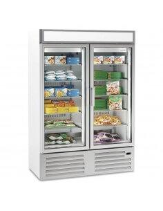 Expositor refrigerado 2 puertas cristal 1000 litros INFRICO NEC1002RV