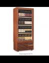 Vinoteca refrigerada de madera Enoprestige