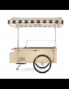Carro de helados ISA Carretino