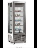 Expositor refrigerado pastelería 4 caras cristal 450 litros Tecfrigo Diva 450 GS