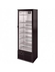 Armario expositor botellero refrigerado INFRICO 1 puerta de cristal 280 litros ERV53