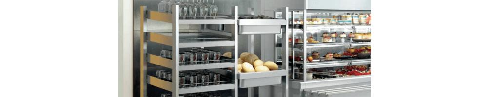 Maquinaria para Self-service buffet autoservicio | Comprar maquinaria para self-service online en Frigeria Hostelería