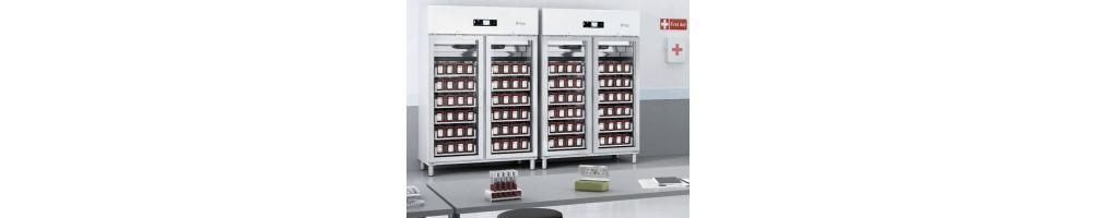 ▷Comprar Refrigerador para Bancos de Sangre  | FrigeriaHostelería.com
