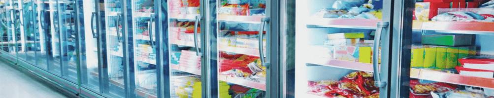 Expositores refrigerados - Maquinaria de hostelería