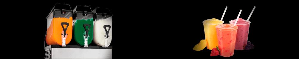 ▷Granizadora y Sorbetera Industrial 【Frigeria Hostelería】
