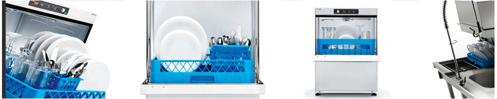 Lavavajillas Industrial - Maquinaria de hostelería para profesionales