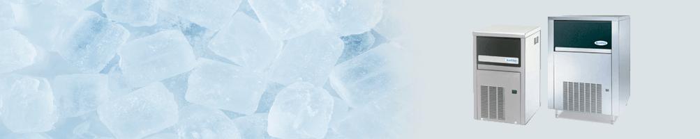 Maquina de hielo para negocios de hostelería