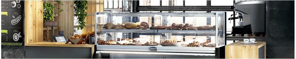 ▷ Vitrinas Calientes para Hostelería | Comprar en Frigeria Hostelería