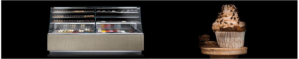 Vitrinas para Pasteles - Maquinaria hostelería