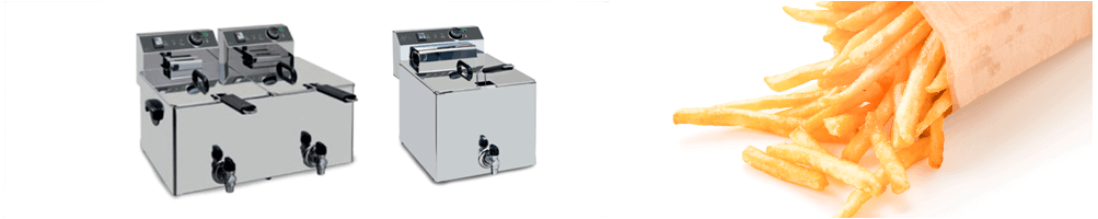 ▷ Freidora Industrial | Comprar en catálogo de Frigeria Hostelería ®