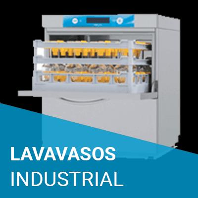 Lavavasos industriales